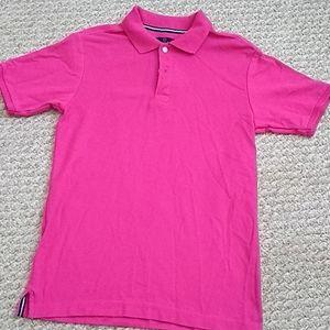 Girls short sleeve polo shirt